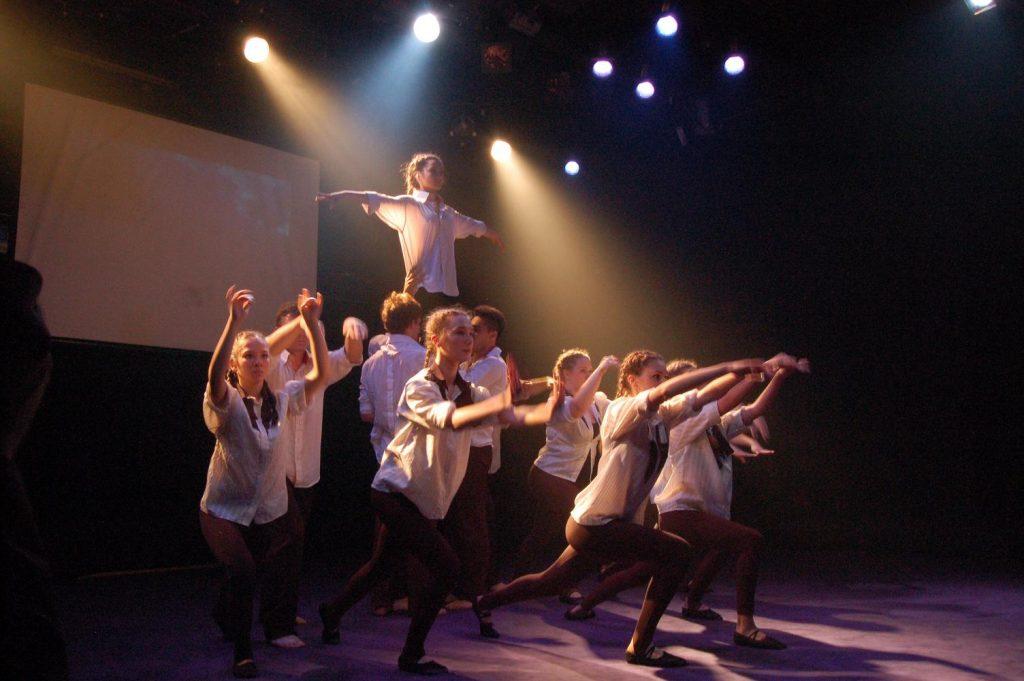 Спектакль, посвященный Павлу Иоанну II, театр «Ильхом».