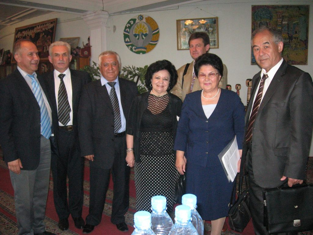 Общество Дружбы «Узбекистан-Польша».