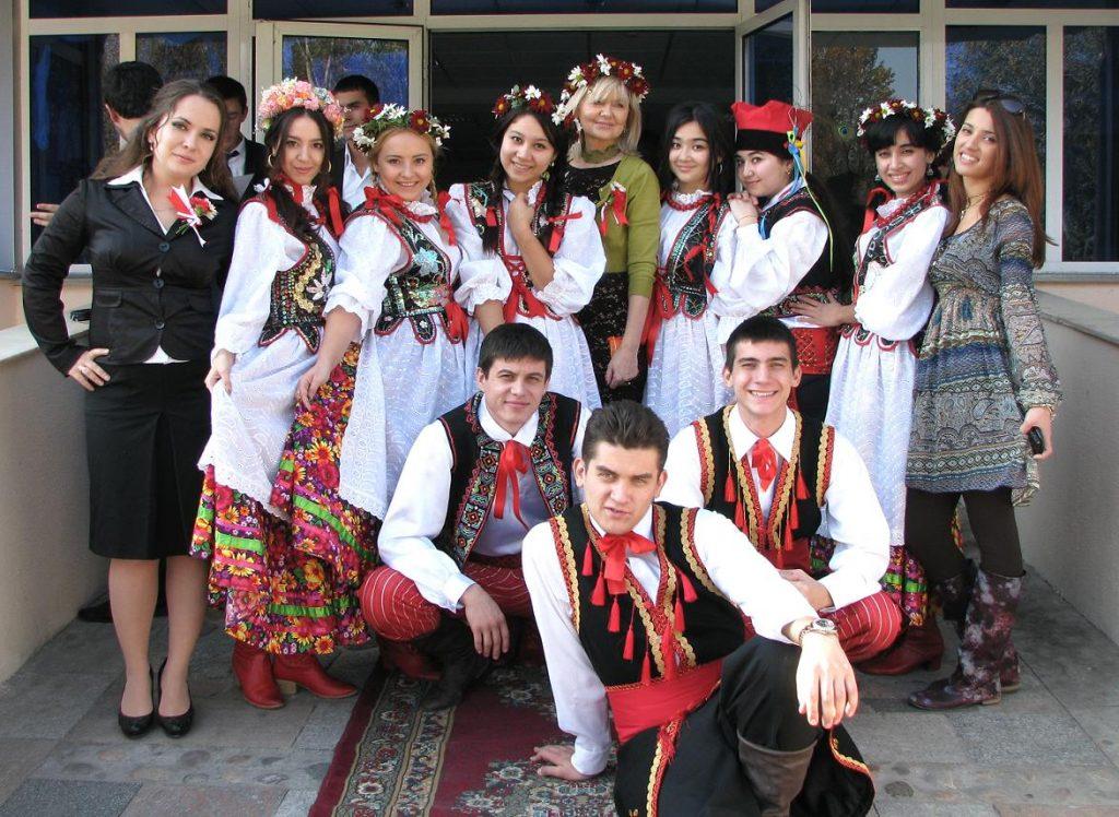 День польского языка в УзГУМЯ
