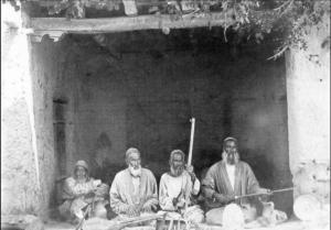 Ансамбль из Бухары