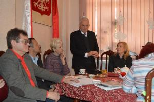 Отчётно-выборная Конференция 16 февраля 2019 в «Светлице Польской