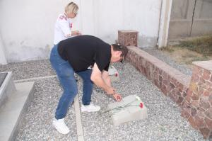 Polskie cmentarze 2017 - Uzbekistan, Tashkent