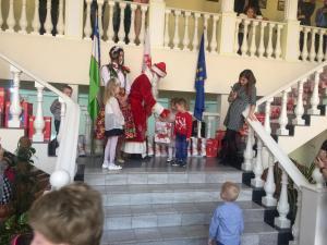 Миколайки в Амбасаде