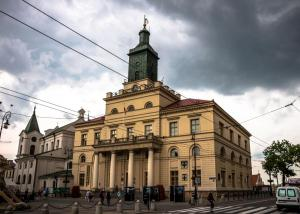 Nowy Ratusz, Lublin