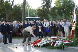 Визит ветеранов армии В.Андерса